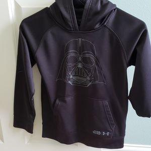 Under armour star wars hoodie
